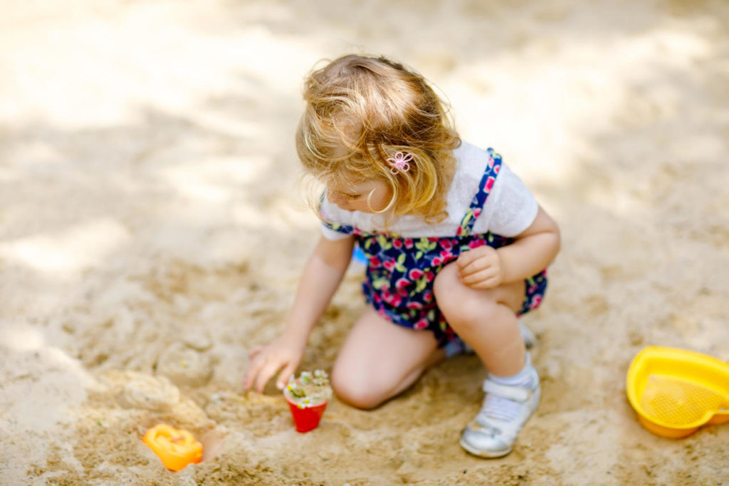 Building Physical Skills While Safely Playing Outside- Toddler Preschool & Daycare Serving Milton, Harrington, Dover & Camden, DE