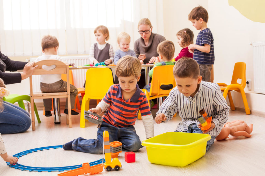 Group Activities, Crafts, Fun Games, And More - School Age Preschool & Daycare Serving Milton, Harrington, Dover & Camden, DE