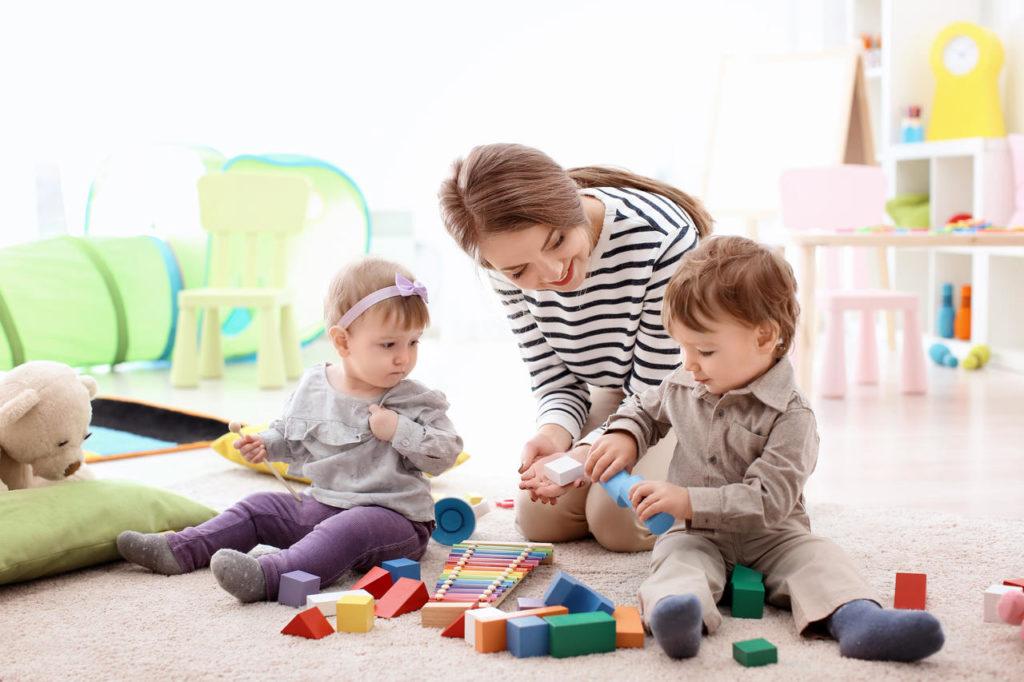 It's Our Teachers Who Make A Difference - Toddler Preschool & Daycare Serving Milton, Harrington, Dover & Camden, DE