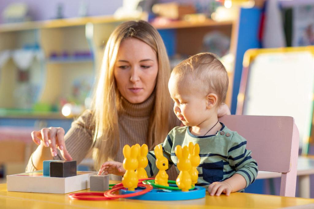 Our Teachers Provide Wondrous Teachable Moments - Toddler Preschool & Daycare Serving Milton, Harrington, Dover & Camden, DE
