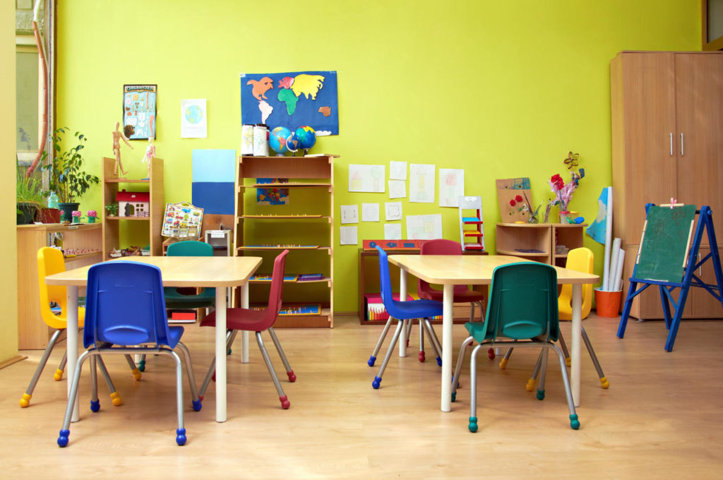 Professionally Cleaned And Thoroughly Sanitized- Preschool & Daycare Serving Milton, Harrington, Dover & Camden, DE