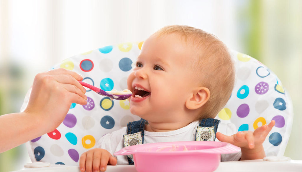 Starting Your Baby On Wholesome Foods On Us - Infant Preschool & Daycare Serving Milton, Harrington, Dover & Camden, DE