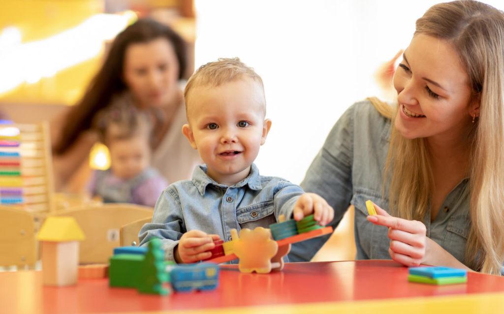We Encourage New Skills Now - Toddler Preschool & Daycare Serving Milton, Harrington, Dover & Camden, DE