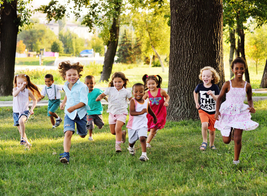 Your Child Gets Outside Every Day - School Age Preschool & Daycare Serving Milton, Harrington, Dover & Camden, DE