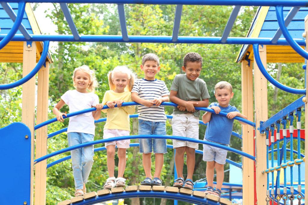 A Playground For Top To Bottom Fun - Preschool & Daycare Serving Milton, Harrington, Dover & Camden, DE