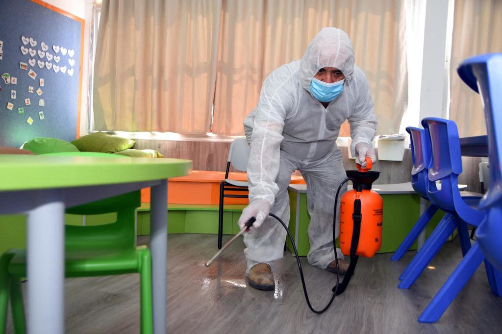 A Thorough, Deep Clean Protects Our Health - Preschool & Daycare Serving Milton, Harrington, Dover & Camden, DE
