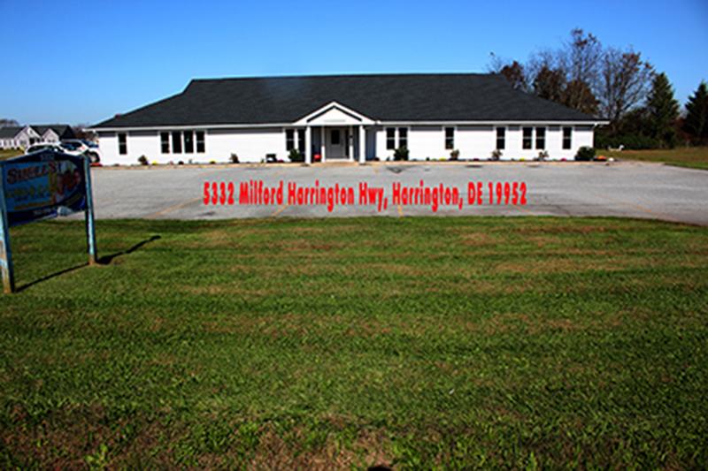 Harrington Delaware location of Shells Child Care